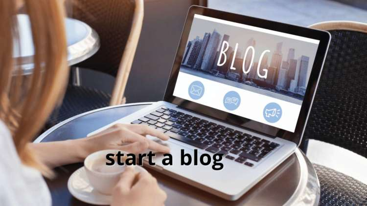 How to Start a Blog and Make Money Blogging 1