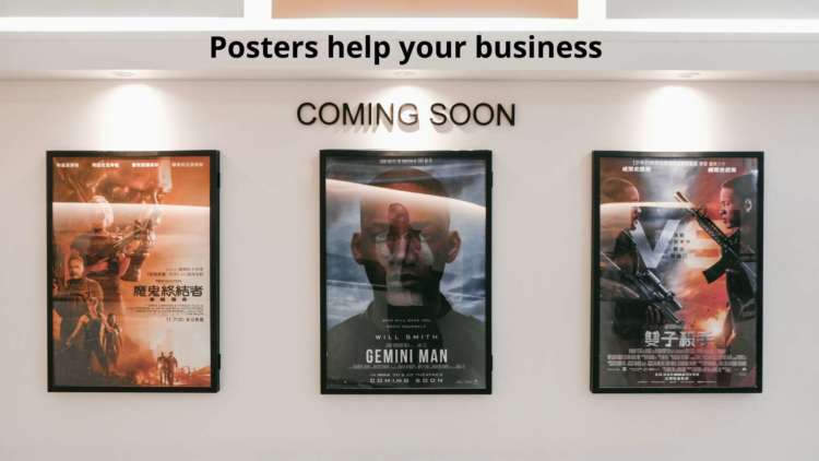 How Can Posters Help Your Business? 1