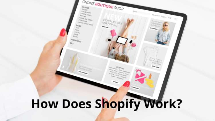 How Does Shopify Work? 1