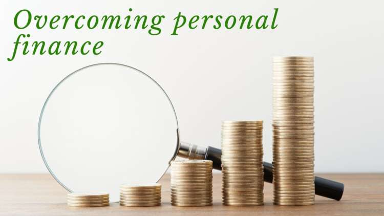 Overcoming personal finance and debt in 2021/during the pandemic