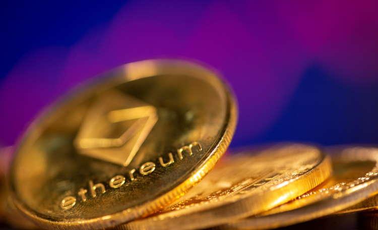 Digital coin ether hits record high as 2021 gains near 500% 5