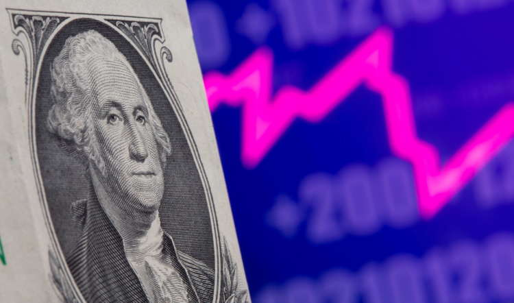 Dollar rises moderately on jump in U.S. inflation 3