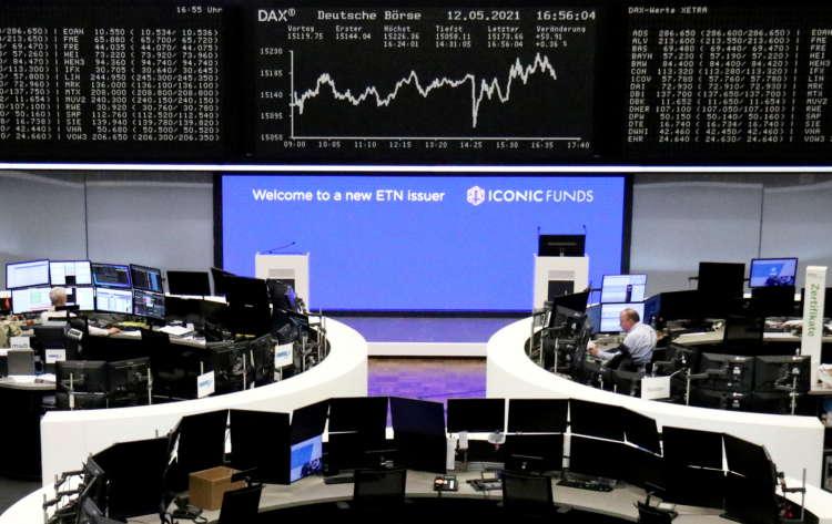 U.S. stocks surge in recovery; dollar, bond yields dip 1