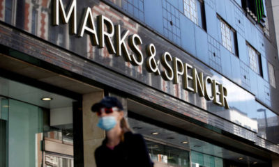 Britain's M&S promotes food and strategy bosses in top team shake-up 1