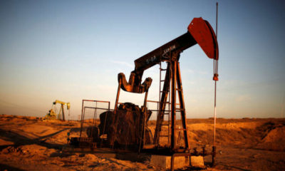 Oil prices edge higher, boosted by U.S. economic data 7