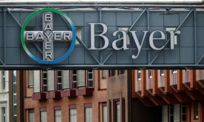 Bayer hit by failure to cap risk from weedkiller cases 10