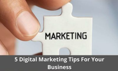 5 Digital Marketing Tips For Your Business 13