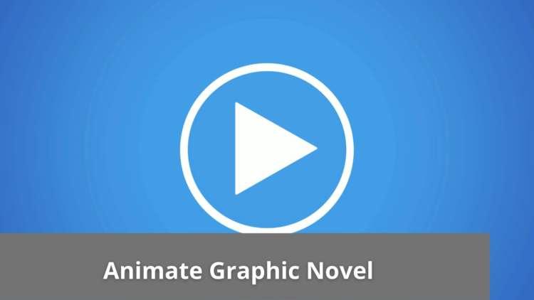 Animate Graphic Novel: Making Comics Yourself 1