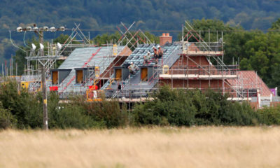 UK house price gauge hits highest since 1988 - RICS