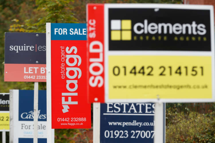 Record jump for UK mortgage lending after tax break extended