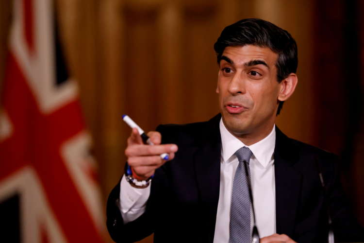 UK finance minister says Scottish independence vote would risk COVID recovery