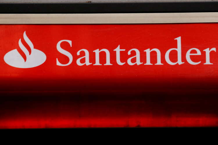 Santander says all UK services working again after technical difficulties