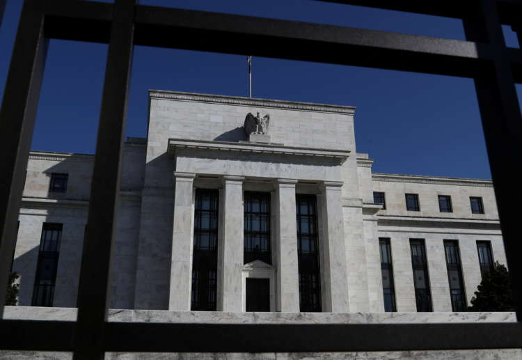 U.S. Fed should require banks to hold more cash for climate risks - think tank