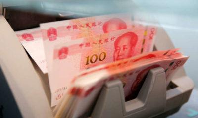 China April new bank loans fall to 1.47 trillion yuan, below forecast