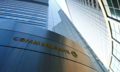 Commerzbank delivers upbeat outlook after swing to profit
