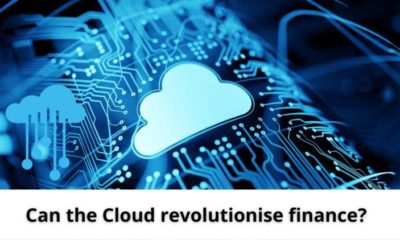 Can theCloudrevolutionise finance? 1