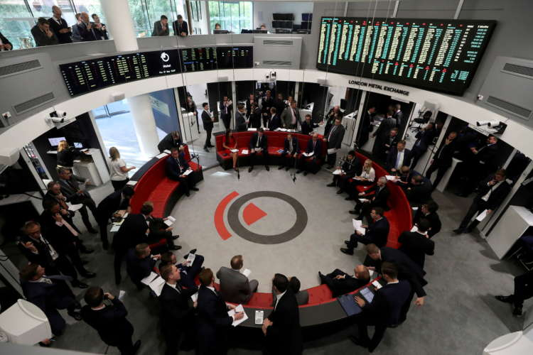 Commodities broker Marex eyes London IPO of 500 million pounds