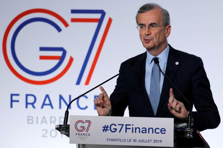 French central banker pushes back against warnings of bankruptcy wave