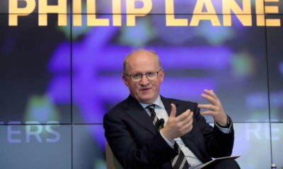 Raising pace of bond buys not off the table for ECB: Lane
