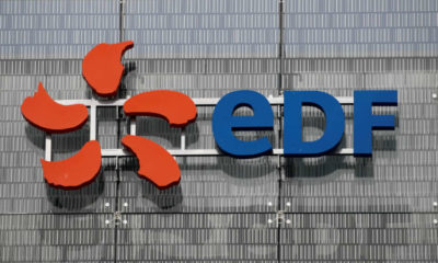 French utility EDF reports first-quarter sales gains