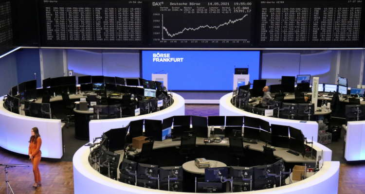 European stocks steady with focus on economic reopening