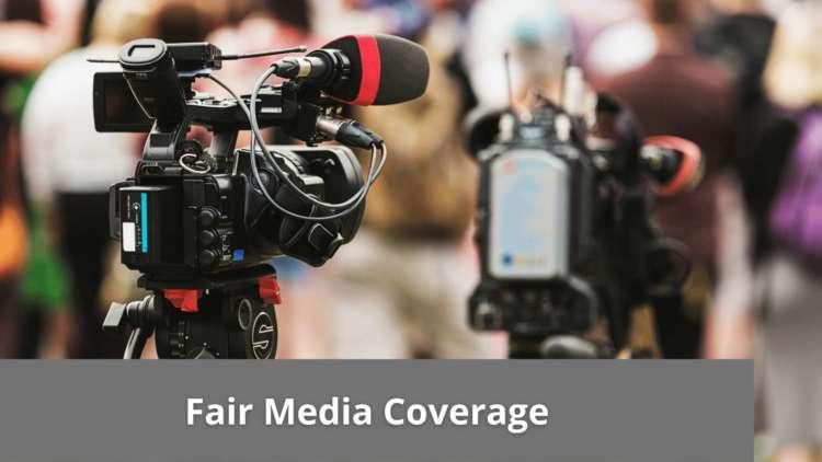 Fair Media Coverage 10
