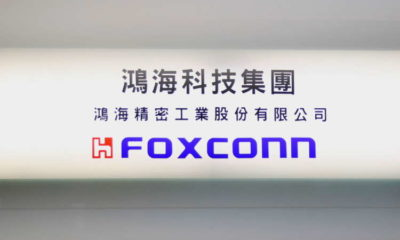 Foxconn profit leaps as COVID-19 drives demand for work-from-home devices