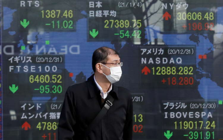Asia shares left listless by mixed China data