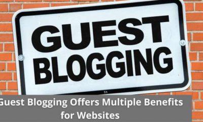 Guest Blogging Offers Multiple Benefits for Websites