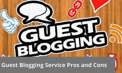 Guest Blogging Service Pros and Cons 11