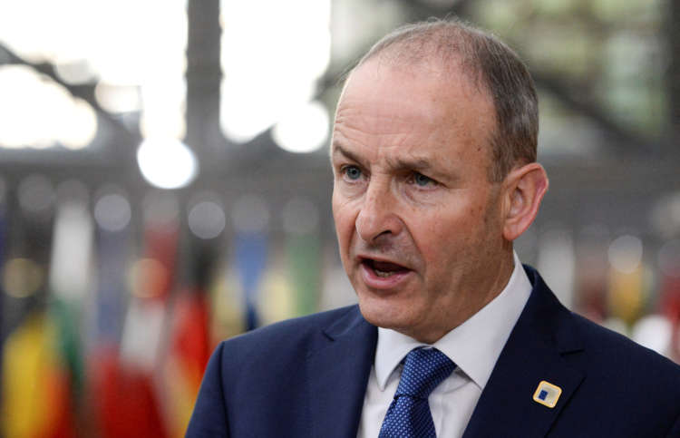 Irish PM does not think London wants to rewrite N.Ireland Brexit protocol
