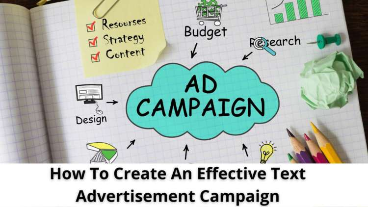 How To Create An Effective Text Advertisement Campaign 14