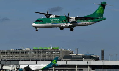 Irish airline Aer Lingus announces plans for layoffs, restructuring
