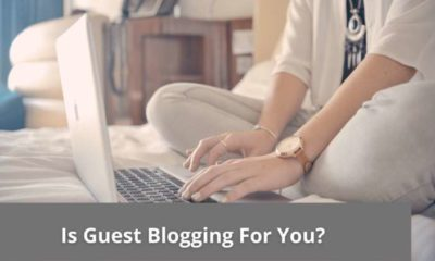 Is Guest Blogging For You? 1