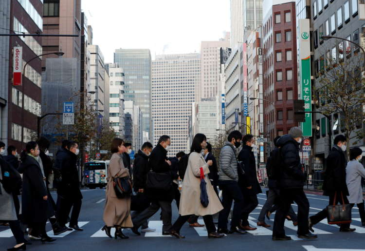 Japan's economy slumps back into decline as COVID-19 hits spending