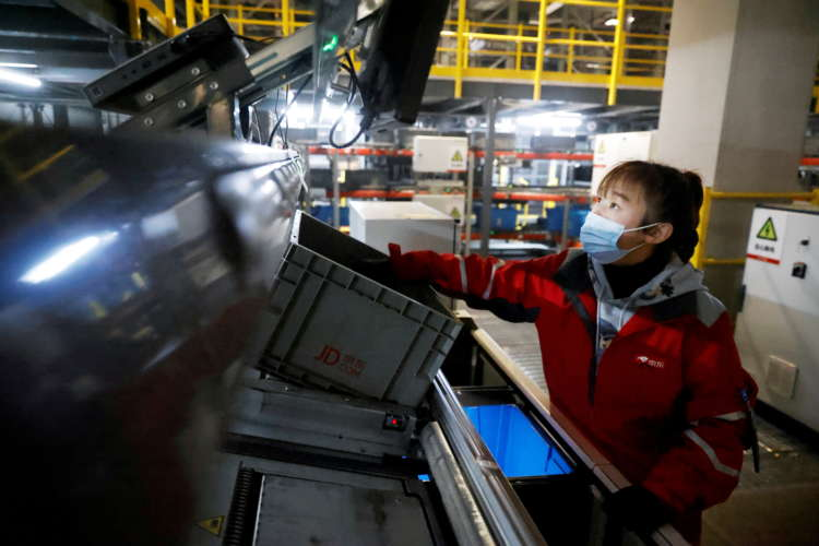 JD Logistics launches Hong Kong IPO to raise up to $3.4 billion - filings