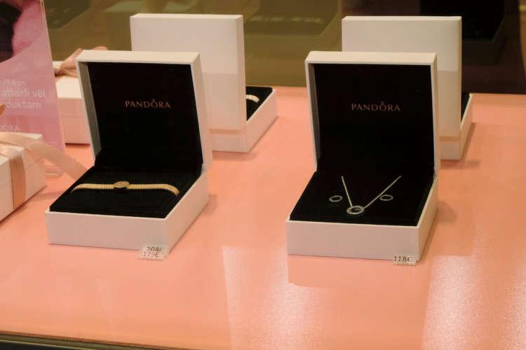 Pandora's jewellery sales surge on U.S. stimulus packages