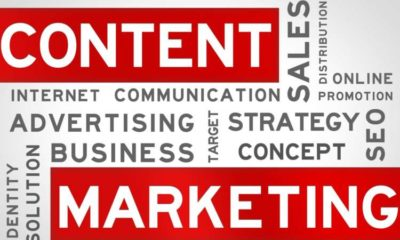 Gawdo.com brings you a complete Guide to Content Marketing Solutions 9