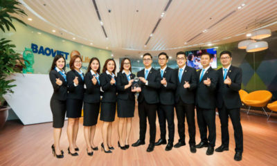 Bao Viet Life Corporation, the First Life Insurer in Vietnam, Reaches a Quarter-Century of Success 1