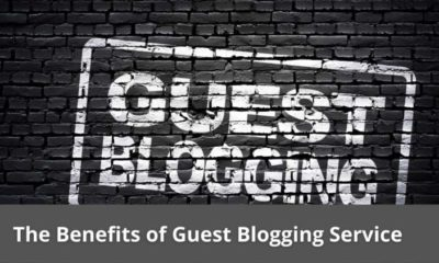 The Benefits of Guest Blogging Service 7