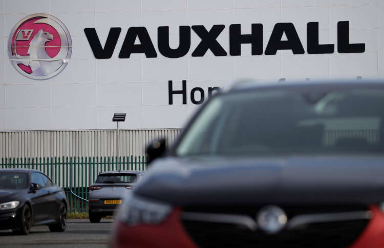 UK Vauxhall car factory decision moving in right direction, says Tavares