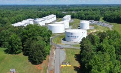 Colonial Pipeline says corporate website back online