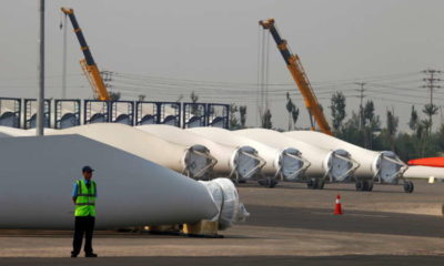 End of wind power waste? Vestas unveils blade recycling technology