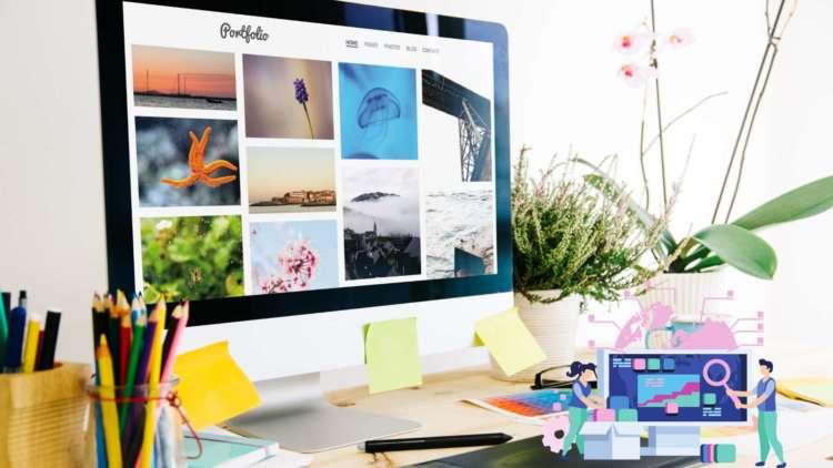 10 Fantastic Web Design Portfolio To Spark Your Brain