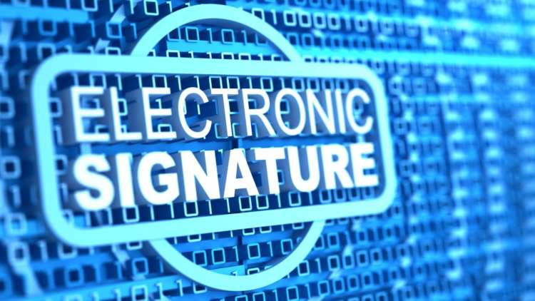 Dispelling the UK's five most common electronic signature myths