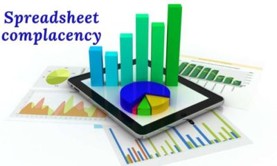 The risks of spreadsheet complacency