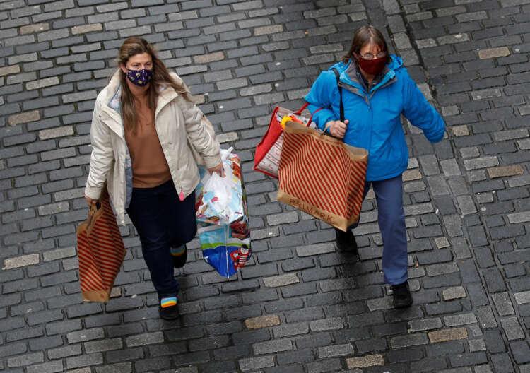 UK consumer sentiment rises to 5-year high as lockdown eases - YouGov 1