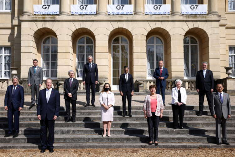 What now for the G7 tax deal on multinationals? 1