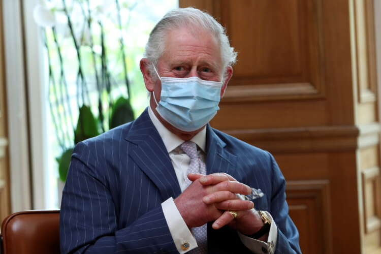 UK's Prince Charles meets CEOs in campaign for more sustainable economy 1