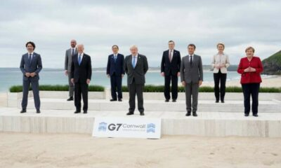 G7 leaders agreed to keep the money taps open - source